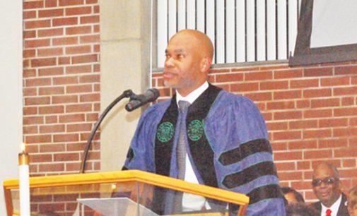 Pastor Aaron likens King to the Prophet Isaiah
