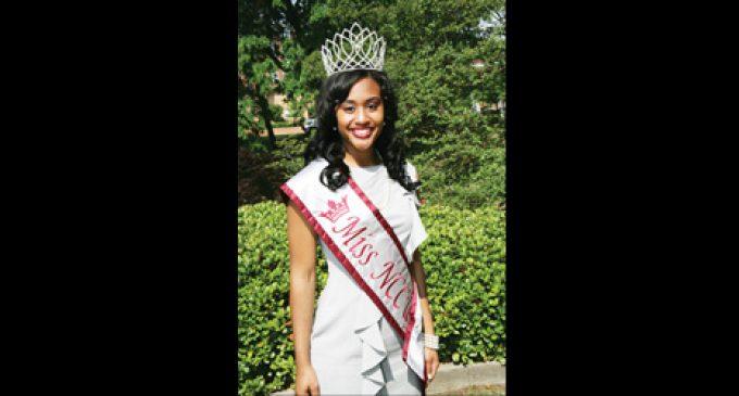 Miss NCCU one of 10 Ebony HBCU queens
