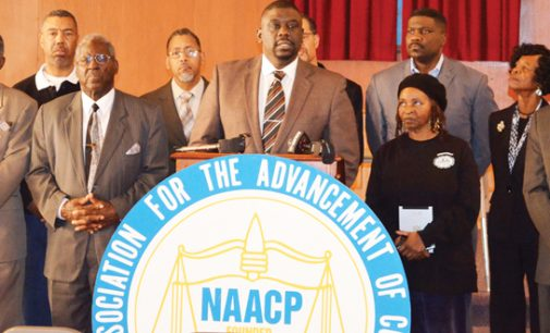 Letters to the Editor: Changes at the NAACP
