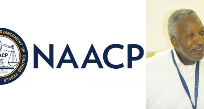 'Ike' Howard elected president of Winston-Salem NAACP branch