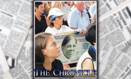 Black Caucus members applaud  $20 bill tribute to Harriet Tubman