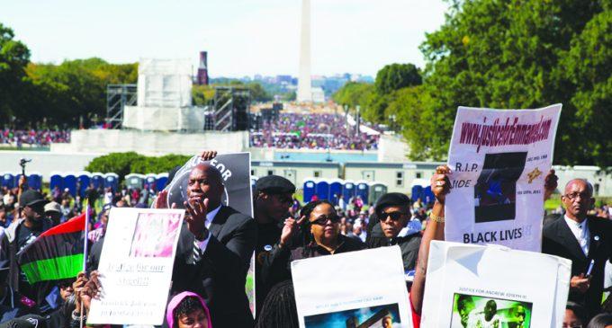 Min. Farrakhan calls for more responsibility in black community
