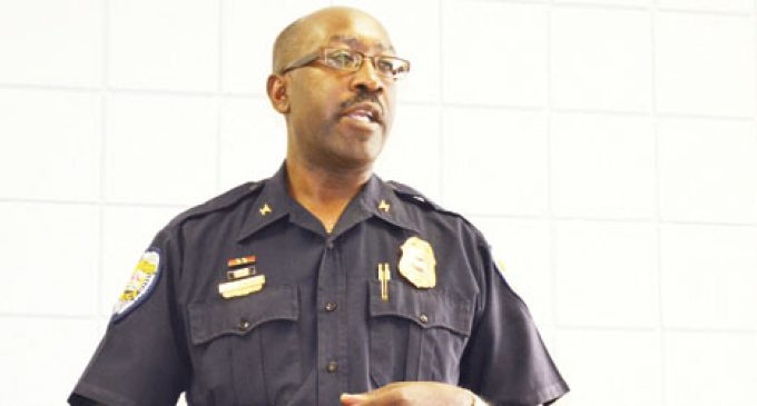 E. Winston residents hear from new chief