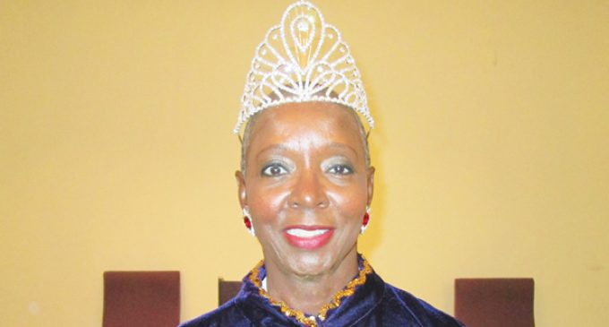 Denise D. Adams wins 30th District Prince Hall Affiliated 2015 Miss OES contest