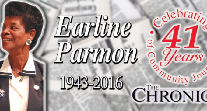 Earline Parmon, Winston-Salem public servant, dies at age 72