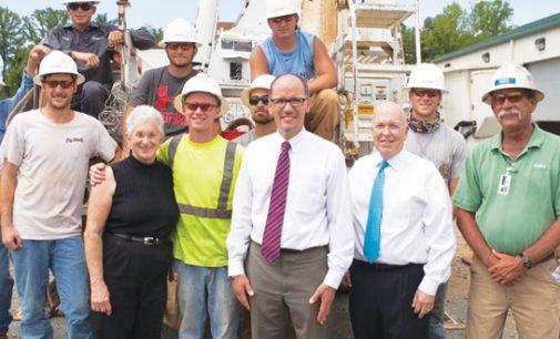 U.S. Secretary of Labor Thomas Perez,  Rep. Virginia Foxx visit Forsyth Tech