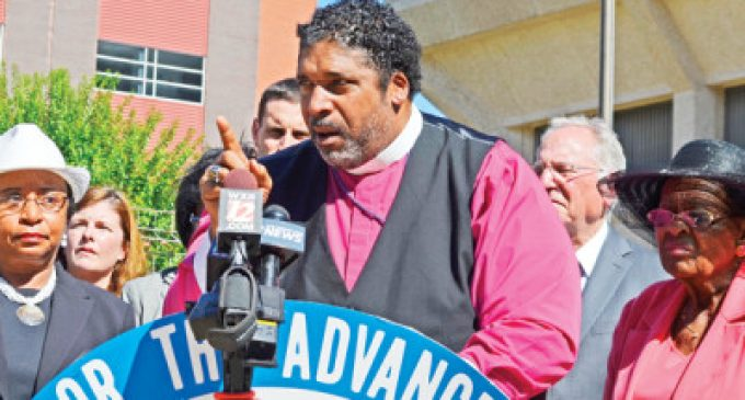 Rev. Barber expects to announce his choice for next N.C. NAACP head soon