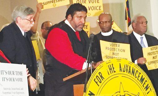 Three black groups partner in voter effort
