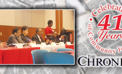 WSSU, community frankly talk about education reform