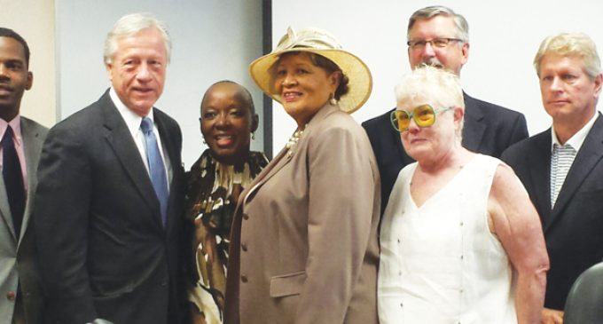 Adams, City Council talk about initiatives  at special meeting