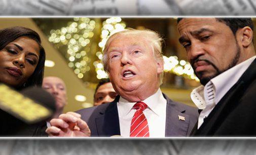 Analysis: Blacks speak out against racism of Trump