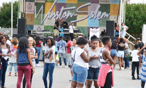 First Fairground Fridays of 2015 draws almost 900 for summer fun in Winston-Salem