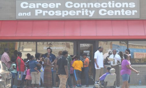 Goodwill Career and Prosperity Center wants to spread the word: We're here