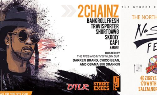 First No Stress Fest, 2 Chainz coming to Winston-Salem this weekend