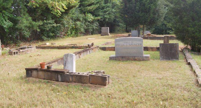 Equipment stolen from Oddfellows Cemetery site