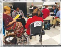 Poverty simulation exercise opens eyes