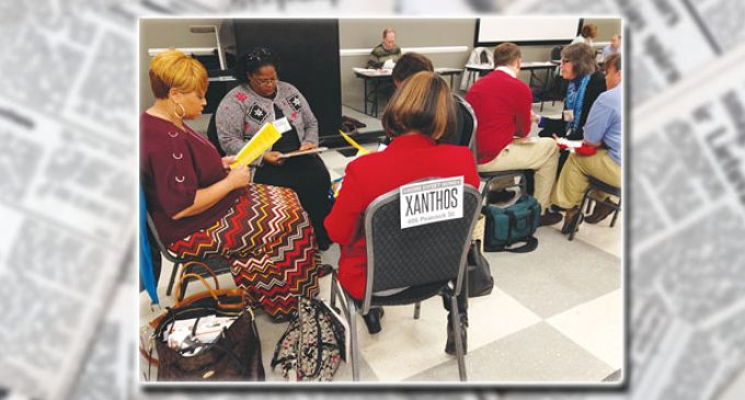 Poverty simulation exercise opens eyes