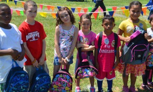 New Southeast Community Partnership hosts event at school