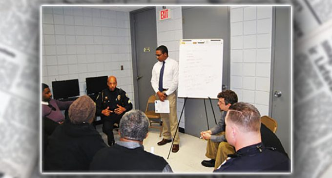 Trust Talk brings police and community to the table