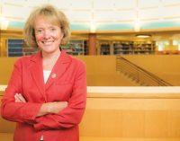WFU names 1st woman law school dean