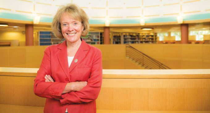 WFU names 1st woman law school dean