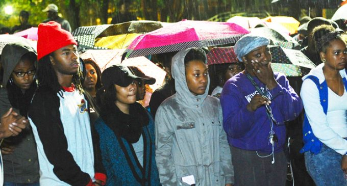 WSSU family bonds after student killed on campus