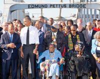 Amelia Boynton remembered as the 'Rosa Parks'  of Selma movement