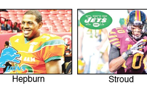 MEAC  players  sign with  pro teams