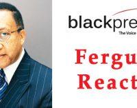NNPA President Chavis reacts to Ferguson decision