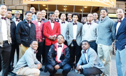 An evening at the opera for WSSU group