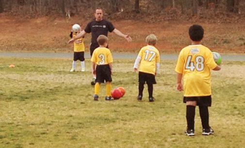Optimist league begins another season of soccer
