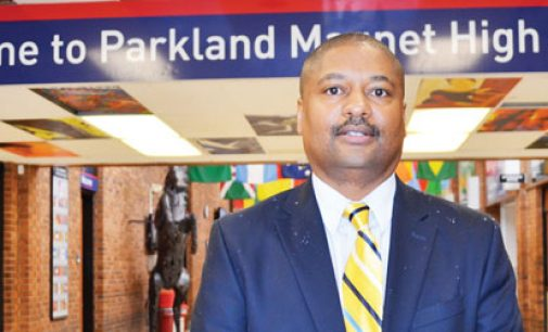 New principal sees great possibilities at Parkland