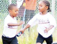 Pee-wee runners get team of their own