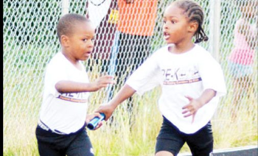 Pee-wee runners get team of their own