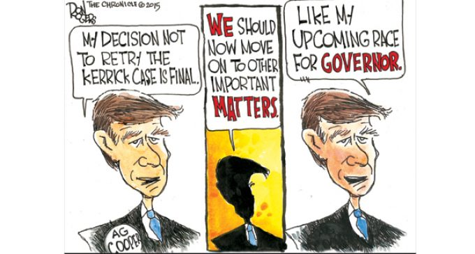 LETTERS TO THE EDITOR: Silent Witnesses, Roy Cooper
