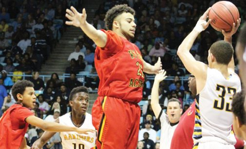 Prep boys fall short in  state title game