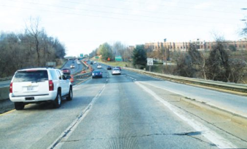MLK ramp  temporarily closed  for U.S. 52 upgrades