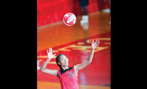 All-CIAA Volleyball Team includes Lady Rams