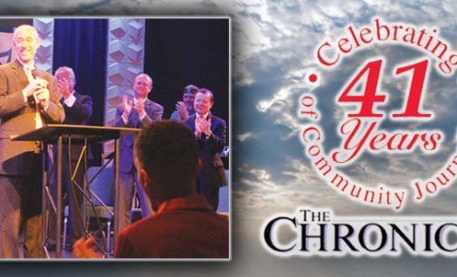 Church hosts night to honor Israel