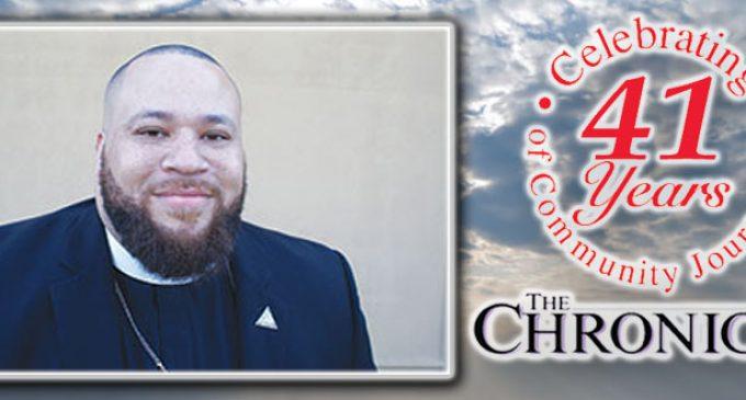 Reverend Jason Louis Ruff to speak at Annual Men's Day Service