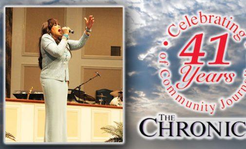 Vicki Winans celebrates Resurrection Sunday with Greater Cleveland Avenue