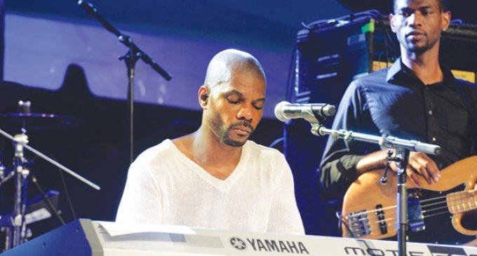 Area's first Christian music festival wows crowd amid rain
