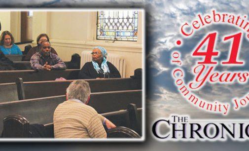 Interfaith forum celebrates King, educates Green Street audience