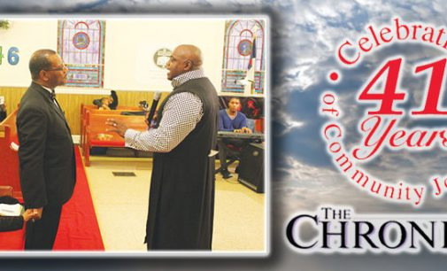 Ministry, church become Christ Temple C.M.E.