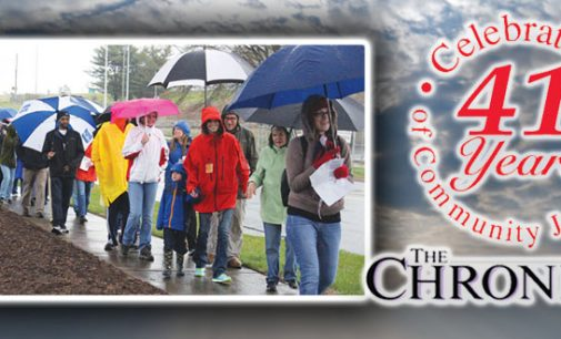 'Prayer storm gathers walk and pray for city