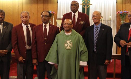 St. Stephen's Episcopal celebrates veterans