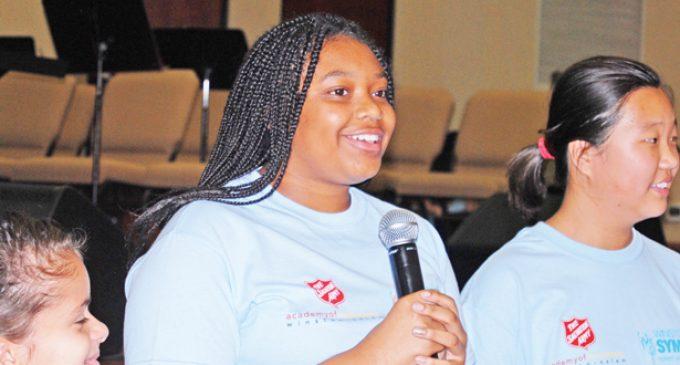 Friendship Baptist member named Female Student of the Year