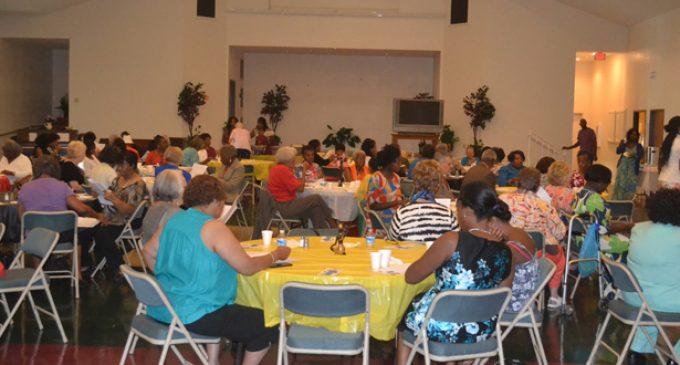 Hartsfield applauds Church Women United for community service