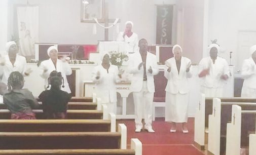 Born Again Free Church holds  first anniversary after founder dies