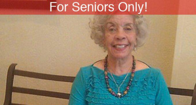 For Seniors Only!  Senior Spotlight – Theresa McCullough